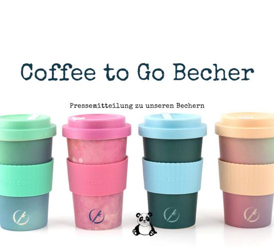 Pressemitteilung Coffee to go Becher