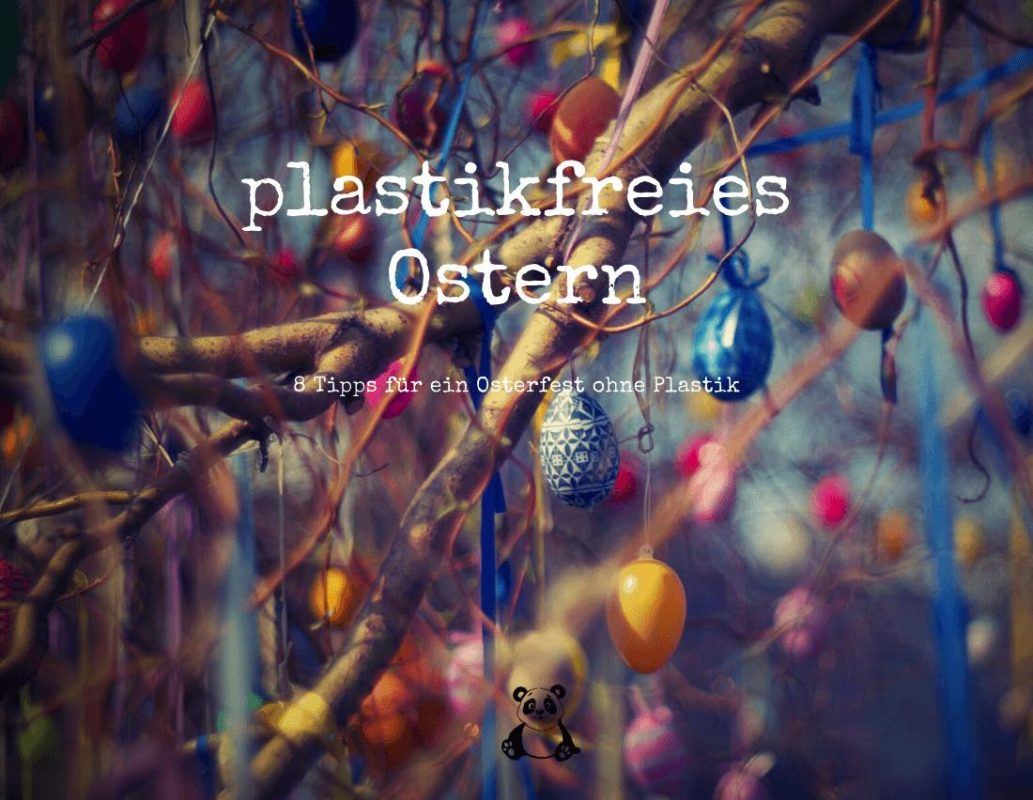 Plastikfreies Osterfest