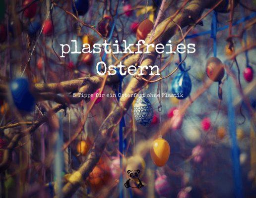 Plastikfreies Osterfest