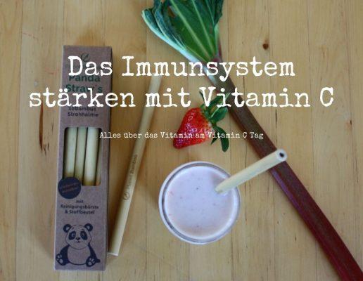 Das Immunsystem stärken mit Vitamin C