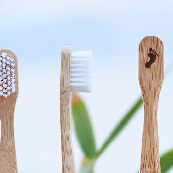 Neue Zahnbürste