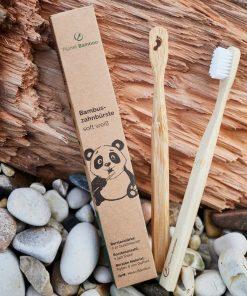 Bambus Zahnbürste Neu