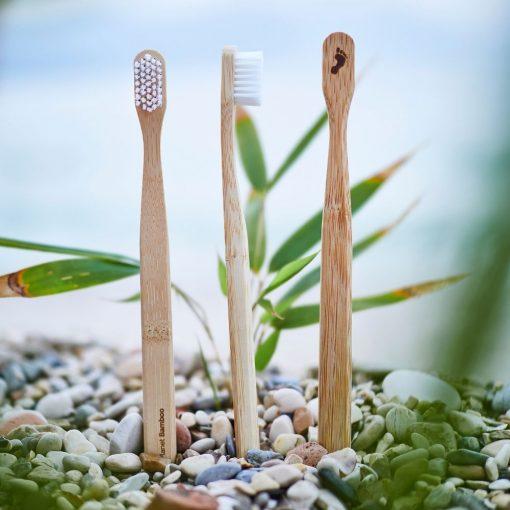 Bambus Zahnbürste soft